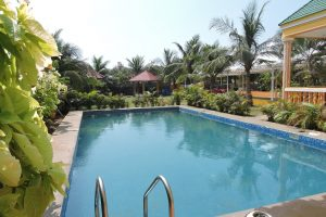 Uthandi Farm House Swimming Pool in Chennai Beach Houses