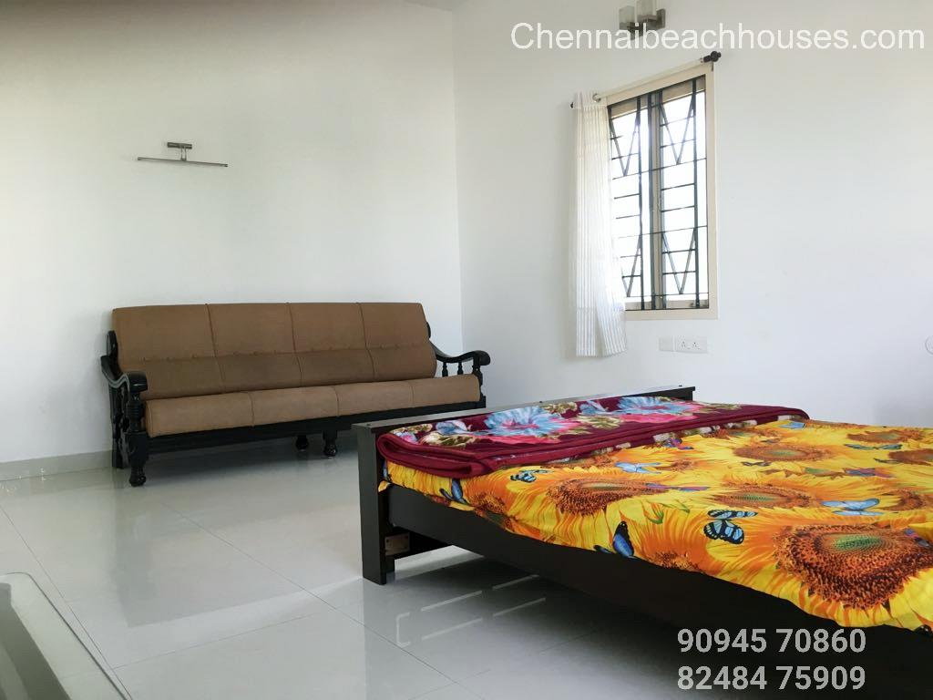 Sakthi beach house 24 - Resorts in ecr with swimming pool ...