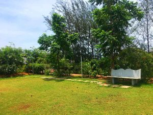 beach house daily rent in ecr