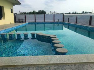 Beach Houses in Chennai with Swimming Pool
