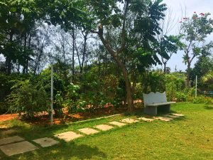 green land beach house for rent in chennai