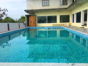 Little Island Beach House for Daily Rent in ECR