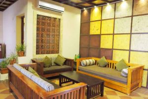 Beach House for Rent in Uthandi