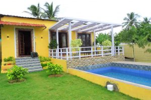 ECR Beach House for Rent in Muttukadu