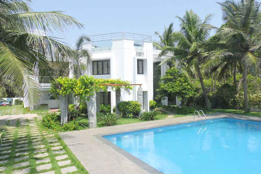 Tulip Beach House ECR