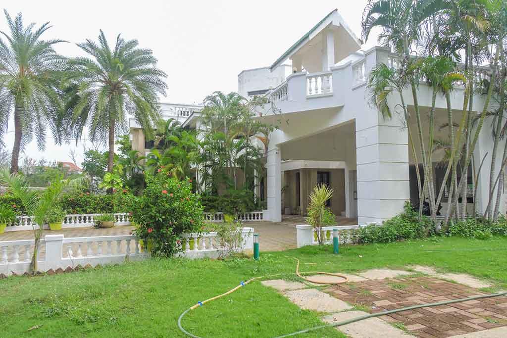 greenland beach house ecr