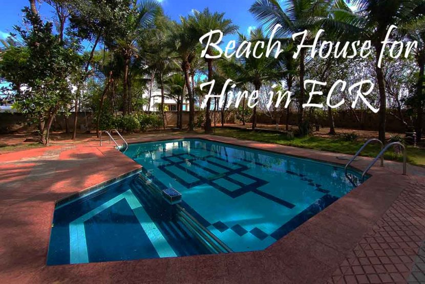 beach house for hire in ecr